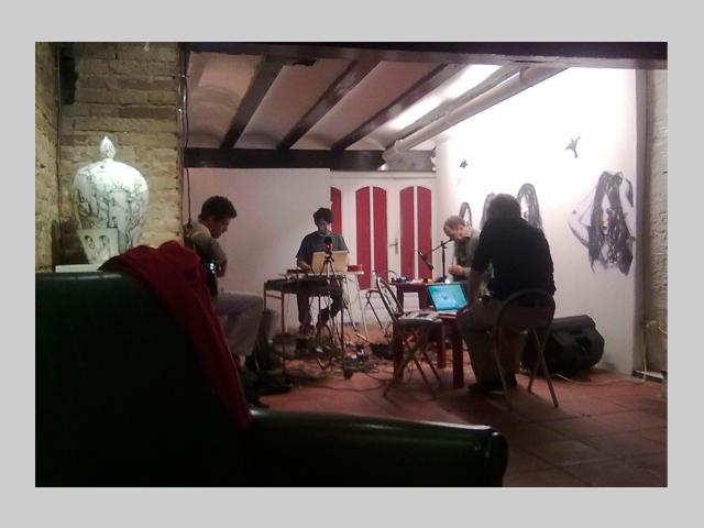 LOM (La Orquesta Mundana) 17 oct 2010