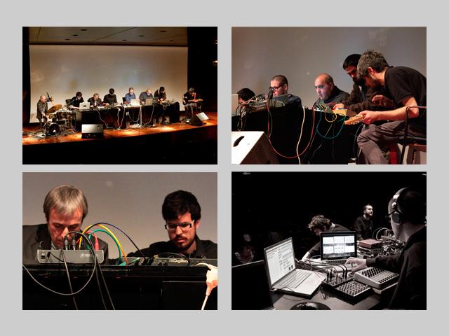 LOM (LA orquesta Mundana) @ MNCARS 17mar 2012