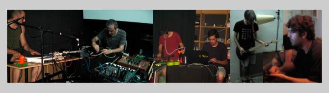 LOM (La Orquesta Mundana @ Pluton CC 7jul 2012