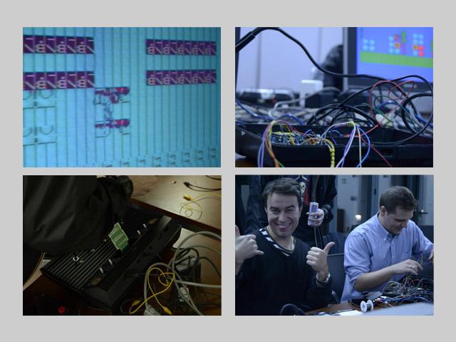 Toy Divixion @ Pin Pan Pun 15dic 2012