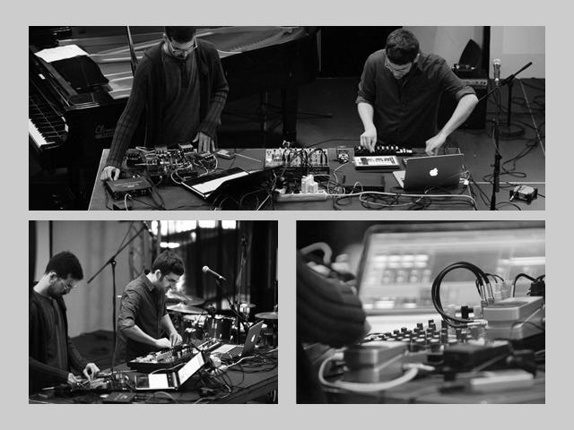 antonio jesus sanchez edu comelles free electroacoustic improvisation jazz cooking festival5