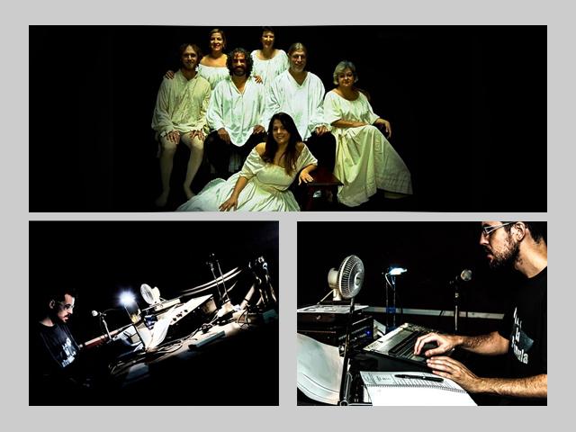 classic theater stage lighting sound technician antonio jesus sanchez