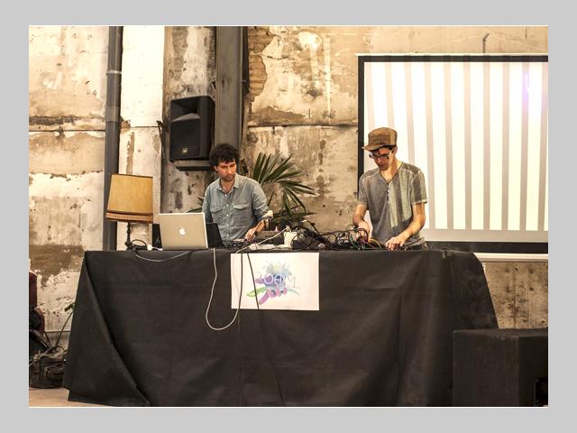 avon en llamas roohm festival experimental electronic music noise