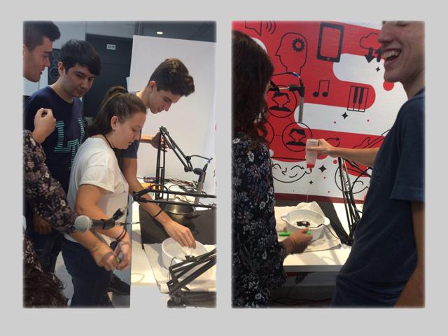 sound creation workshop gris